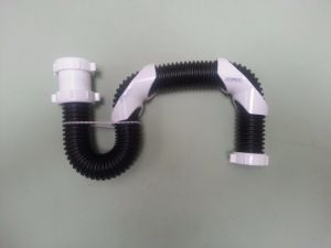 039.Flex S-trap plastic 1-1/4kit